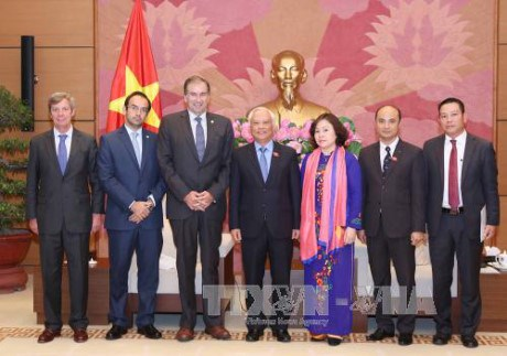 Un législateur appelle à renforcer les relations Vietnam-Argentine