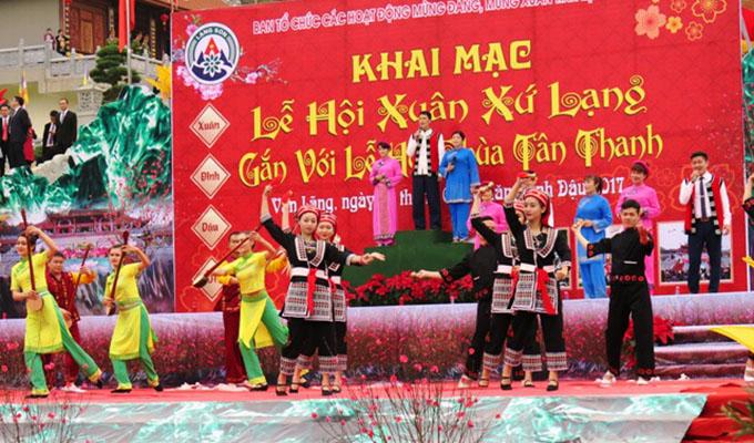 De nombreuses activités lors de la Semaine culturelle et sportive de Lang Son 2017
