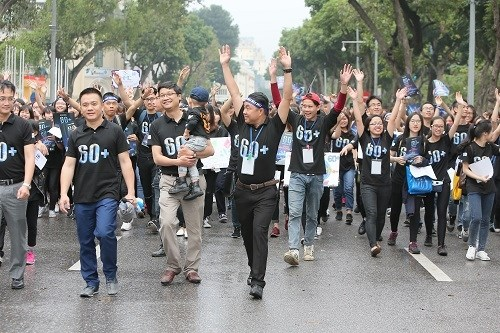 Hanoi fait écho à la campagne «Heure de la Terre 2017»