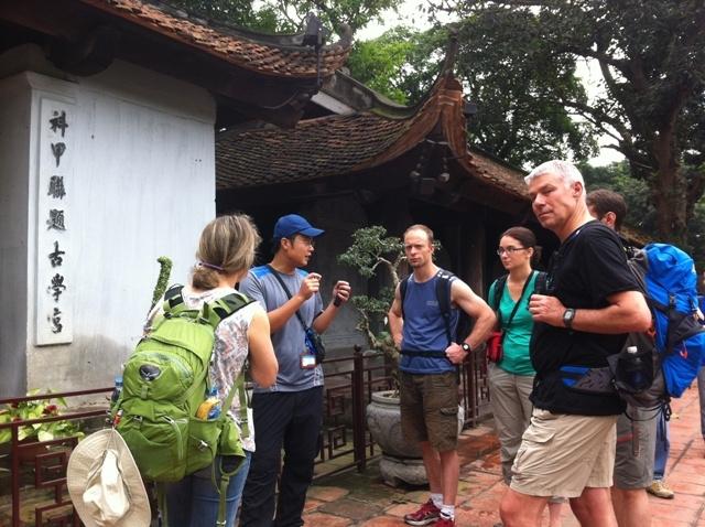 Nouveau record de touristes étrangers au Vietnam en février