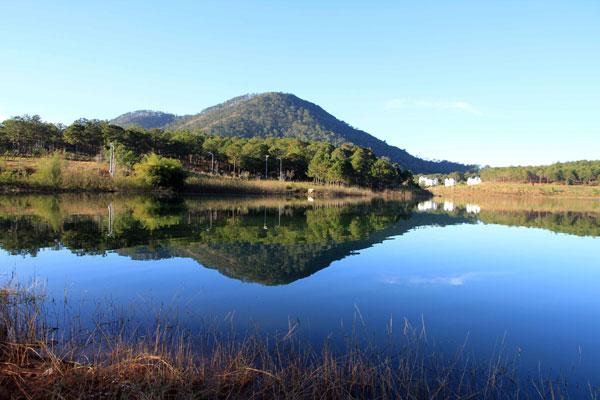 A la découverte du lac Tuyên lâm