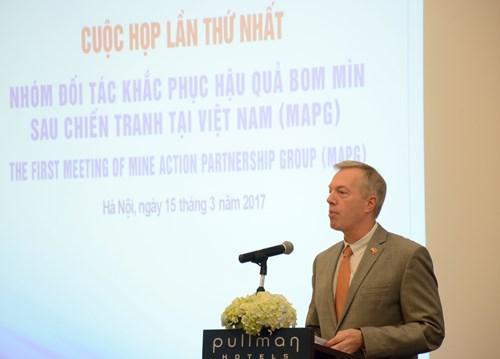Réduire les conséquences des bombes et des mines au Vietnam