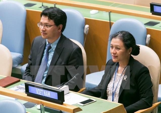 Arsenal nucléaire: le Vietnam appelle les pays à respecter leurs engagements de désarmement