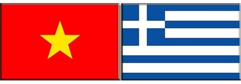 Vietnam: Messages de félicitations pour la Fête nationale de la Grèce
