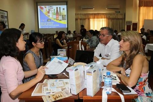 Denrées alimentaires: des entreprises australiennes sondent Hô Chi Minh-Ville