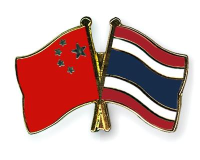 Dialogue stratégique Thaïlande-Chine