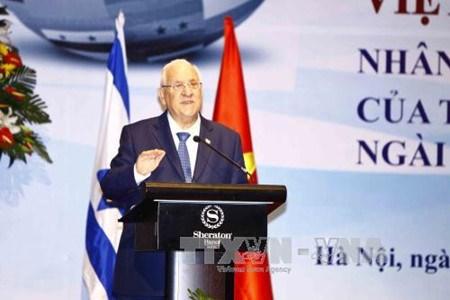Vietnam-Israël: booster la coopération dans les start-up et l'agriculture high-tech