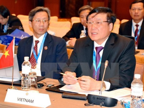 Vietnam à la 5e réunion du Conseil des chefs de la Justice de l