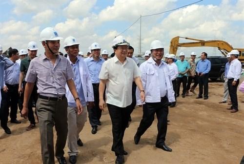 La centrale thermique Long Phu 1, un ouvrage de coopération Vietnam - Russie