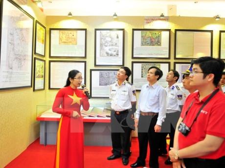 Phu Quôc: Exposition sur la souveraineté du Vietnam sur les archipels de Hoàng Sa et Truong Sa