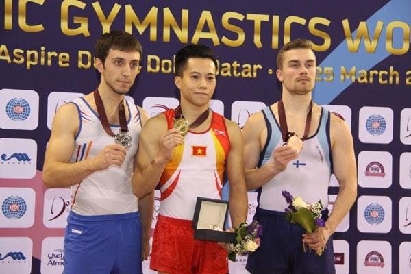 Les sportifs vietnamiens brillent lors de compétitions internationales