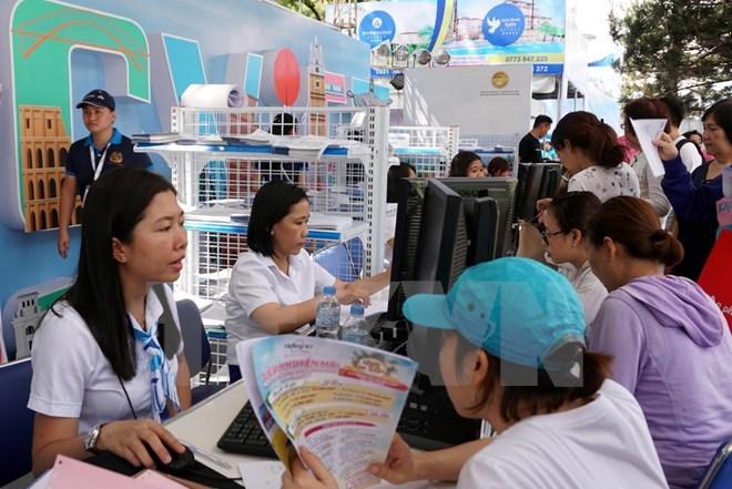 Début de la Journée du tourisme 2017 de Ho Chi Minh-Ville