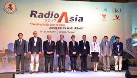 Le Vietnam présent à la conférence Radio Asie 2017 à Bangkok