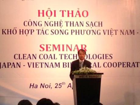 Le Vietnam et le Japon coopèrent dans la technologie du charbon propre