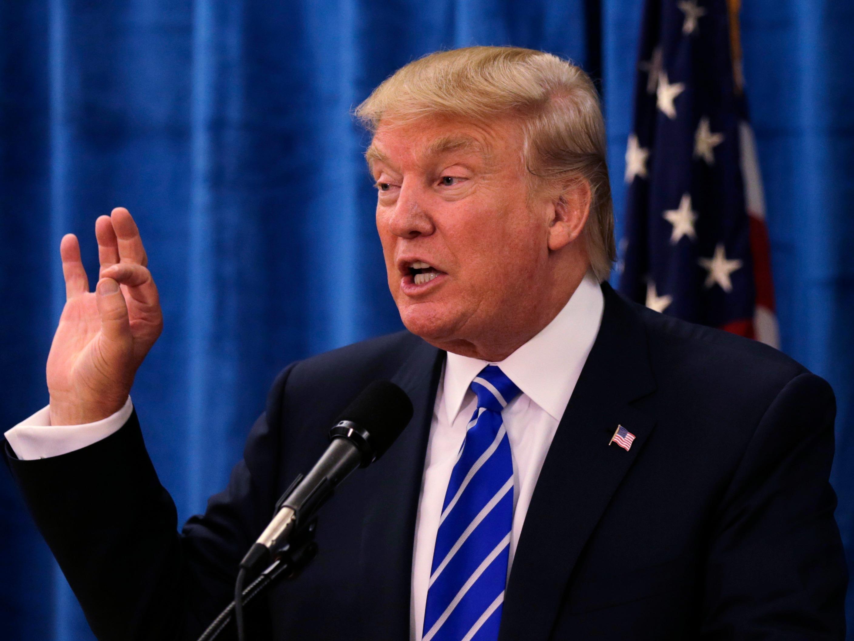 Le président américain Donald Trump participera au Sommet de l