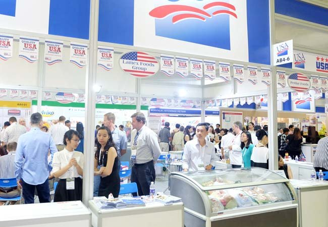 Plus de 600 entreprises au salon international Food & Hotel Vietnam 2017