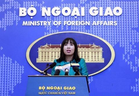 Le Vietnam proteste contre les violations de sa souveraineté sur Hoàng Sa