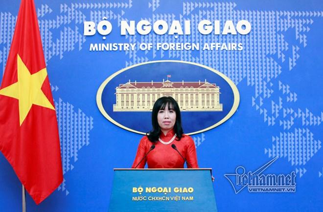 Le Vietnam appelle à agir de manière responsable pour la paix en Mer Orientale