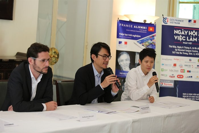 Bientôt le forum pour l'emploi France-Vietnam 2017