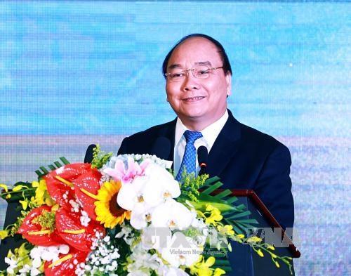 Le PM à la conférence de promotion de l