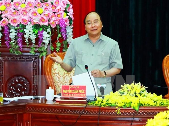Le PM Nguyên Xuân Phuc appelle à faire de Ninh Binh un pôle touristique mondial