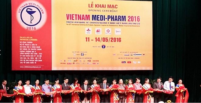Salon international médical MEDI-PHARM en mai