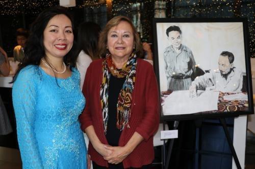 Diverses activités à l'étranger en l'honneur du 127e anniversaire de la naissance du Président Hô Chi Minh