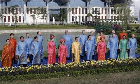APEC 2017 : la fleur de lotus à l'honneur