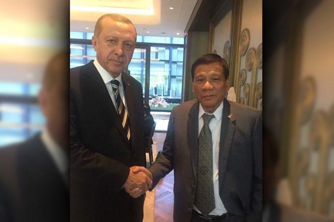 La Turquie et la Mongolie souhaitent devenir membres de l