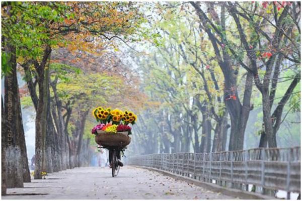Hanoï toujours une des villes préférées des touristes