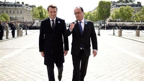 Hollande préside le 10 mai son dernier Conseil des ministres