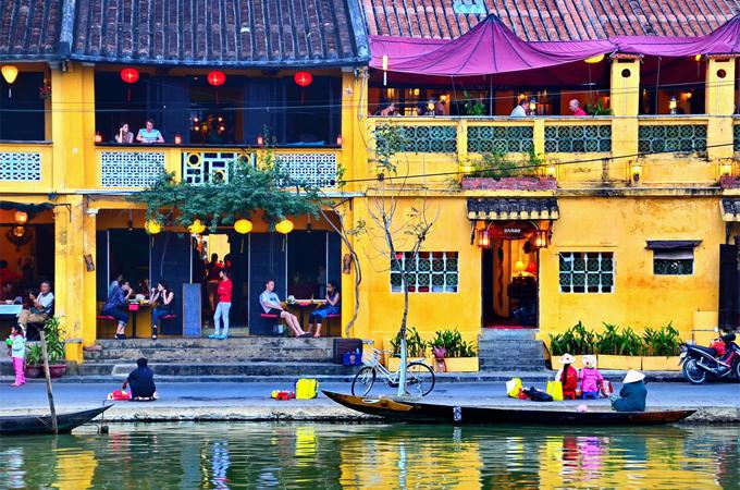 Hoi An, une des villes côtières les plus moins chères