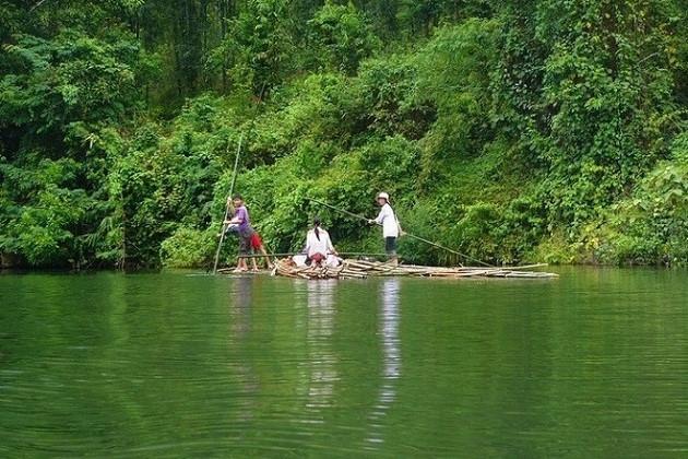 Le parc national de Pù Mat - réserve biosphérique mondiale