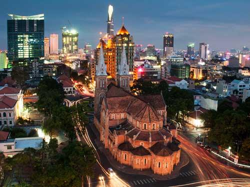 Le tourisme d'Ho Chi Minh-Ville introduit à Cannes