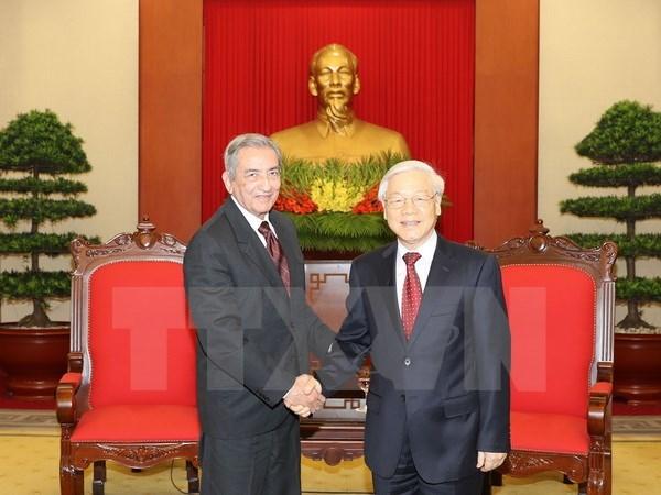 Vietnam et Cuba renforcent l