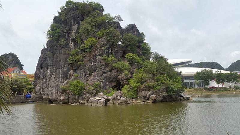 Le penjing le plus grand du pays à Quang Ninh