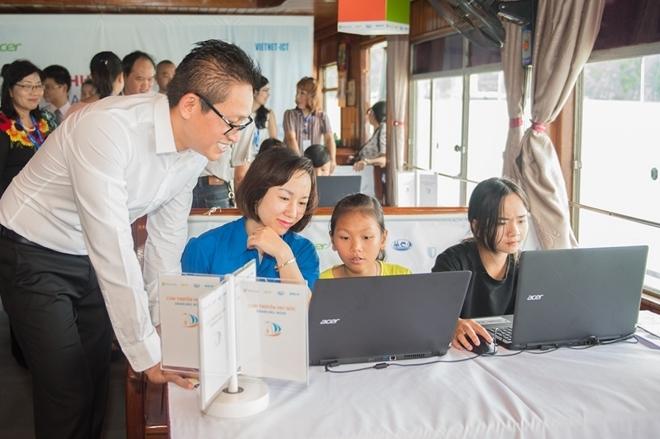 Quang Ninh: Formation en TIC pour l'autonomisation des jeunes côtiers