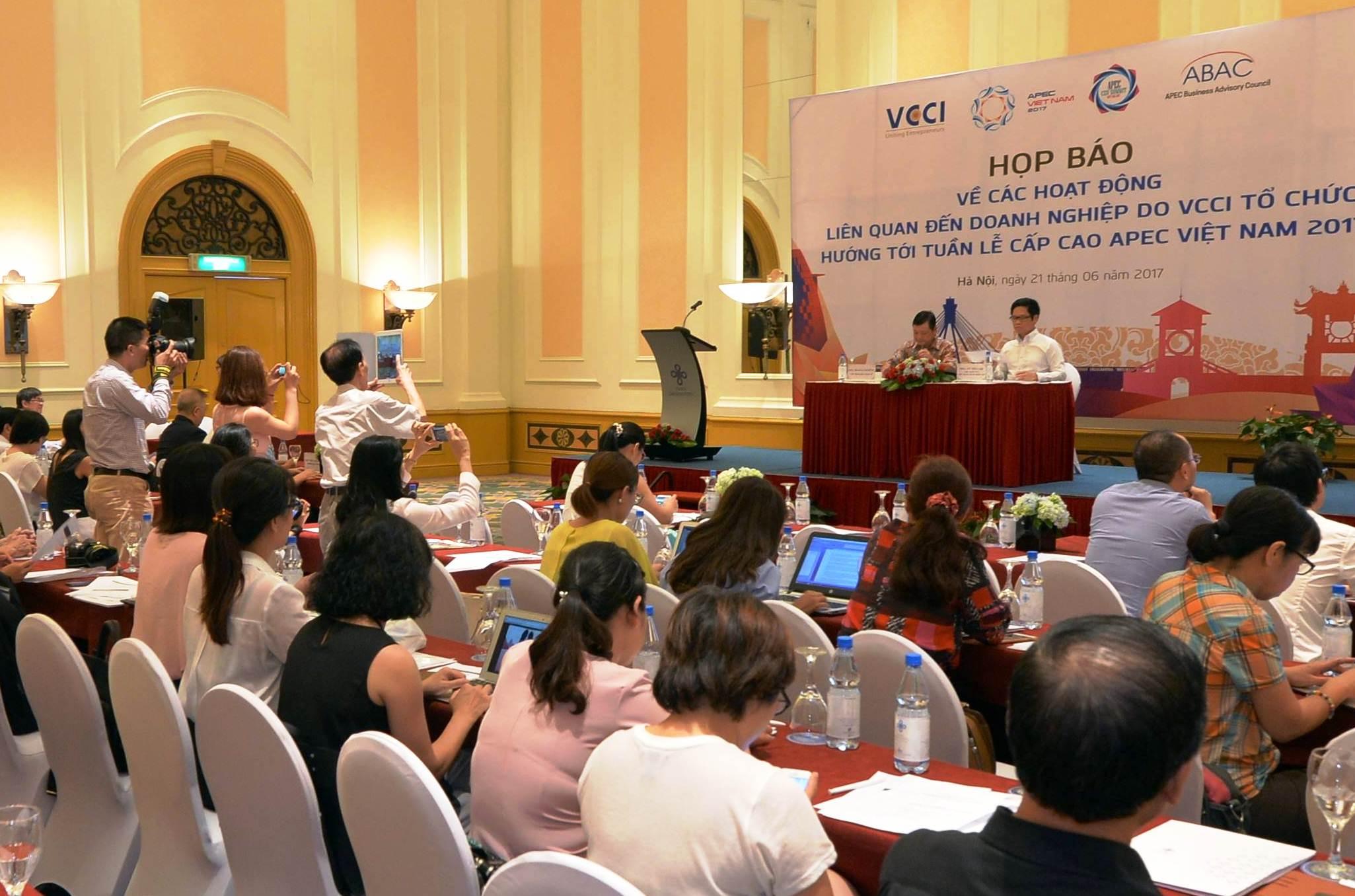 APEC 2017: plus de possibilités de contacts entre entreprises