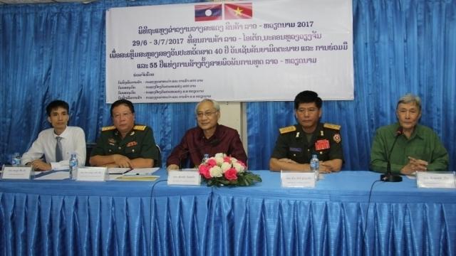 Promouvoir la coopération commerciale Vietnam - Laos