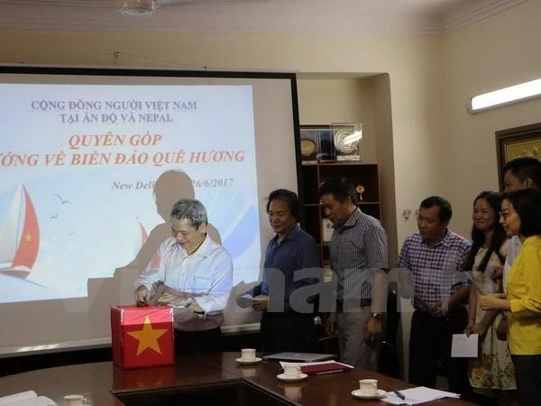 Les vietnamiens en Inde et au Népal s'orientent vers la Patrie
