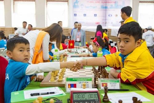 Echecs Jeunes : le Vietnam remporte de l