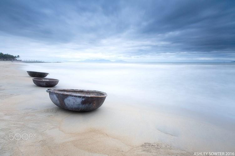 Les belles plages du Vietnam dans l'objectif de photographes étrangers