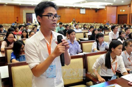 Hô Chi Minh-Ville : Ouverture du 2e forum scientifique international des jeunes