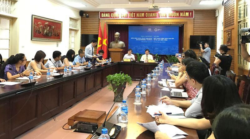 Dialogue politique de haut niveau sur le tourisme durable