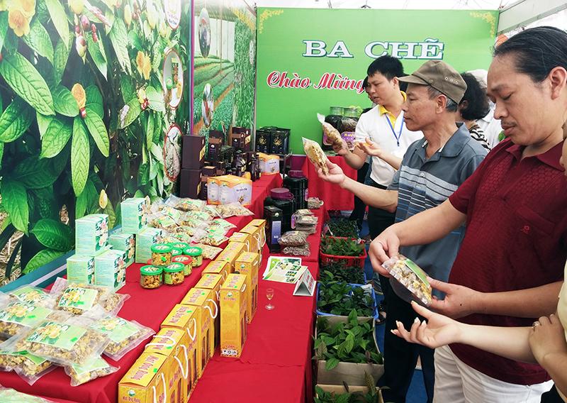 Bientôt la 5e Foire OCOP de Quang Ninh 2017