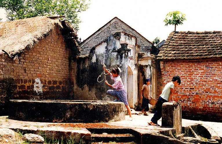 Duong Lâm, un ancien village qui prospère du tourisme