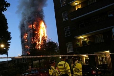 Incendie à Londres: pas de victime vietnamienne pour l'instant