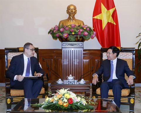 Vietnam et Russie tiennent leur 9e dialogue stratégique et leurs consultations politiques