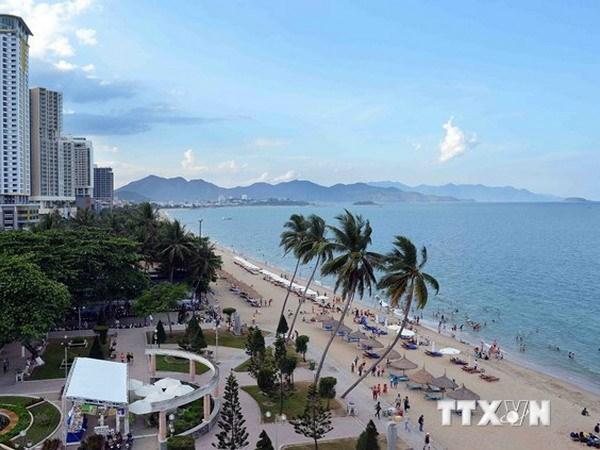 Le nombre de touristes à Khanh Hoa augmente de 22%