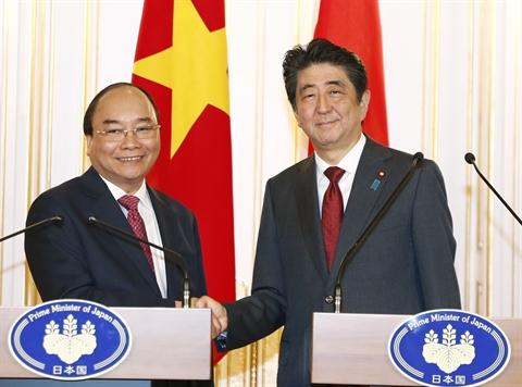 Vietnam et Japon vont renforcer leur partenariat stratégique approfondi